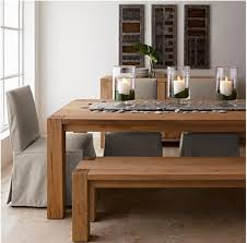 crate barrel big sur dining table 650 apartment therapy