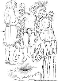 Free Bible Coloring Pages Joseph And His Brothers Page 1