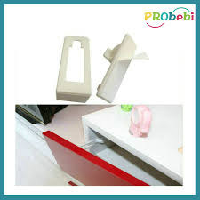 Childproof Cabinet Locks No Screws by Drawer Lock Plastic Cabinet Door Lock Invisible Drawer Lock
