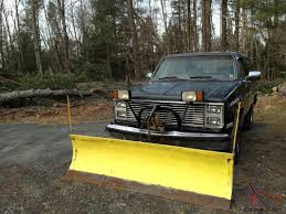 85 Chevy Blazer...k5 Plow Truck With 84 Gmc Parts Truck 2009 Used Ford F350 4x4 Dump Truck With Snow Plow Salt Spreader F Chevrolet Trucks For Sale In Ashtabula County At Great Lakes Gmc Boston Ma Deals Colonial Buick 2012 For Plowsite Intertional 7500 From How To Wash The Bottom Of Your Youtube Its Uptime Minuteman Inc Cj5 Jeep With Parts 4400 Imel Motor Sales Chevy 2500 Pickup Page 2 Rc And Cstruction Intertional Dump Trucks For Sale