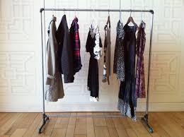 Beautiful Wardrobe Clothes Hanger Portable Clothing Racks Garment