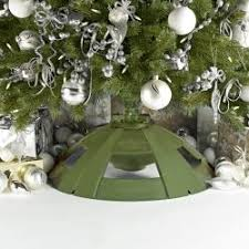 Rotating Christmas Tree Stand With Regard To Electric For Real Trees 30422