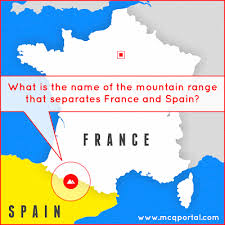 mountain ranges of europe what is the name of the mountain range that separates and
