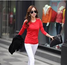 Cotton Strapless Sleeves Women T Shirt Korean Fashion