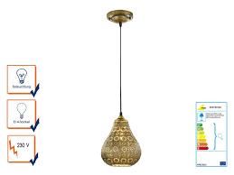 trio leuchten orientalisch orientalische hängele gold messing billa innenbeleuchtung wohnzimmerle schlafzimmer küche stahl kugel