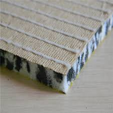 Insulating Carpet by Best Carpet Underlay For Thermal Insulation Carpet Vidalondon