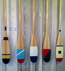 decorative oars and paddles 17 best painted boat ors paddles images on paddles