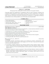 Pharmacy Technician Resume Objective Tech Sample