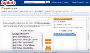 Help Desk Software Features Comparison by Agiloft Pricing Features Reviews U0026 Comparison Of Alternatives