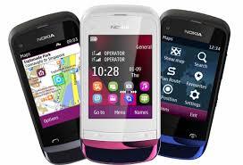 NEW Nokia C2 03 Dual SIM with Easy