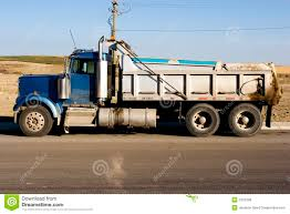 100 Side Dump Truck Truck Side View Stock Photo Image Of Dumper