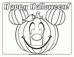 Medium Size Of Halloween Happyween Free Online Coloring Throughout Sheets Az Pages With Scary