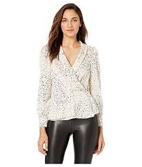 Cupcakes And Cashmere Diego Dot Printed Top At Zappos