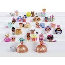 LOL Surprise 3 Pack Paint Your Own Plaster Doll Kit Kmart