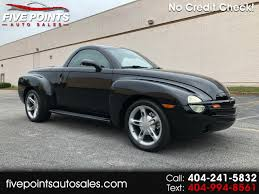 Buy Here Pay Here 2003 Chevrolet SSR For Sale In Decatur, GA 30032 ...