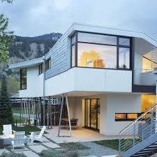 100 A Modern House In Boulder Built From Scratch Curbed