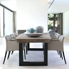 Contemporary Dining Room Tables Beautiful Furniture Best Rooms Ideas On