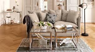 einrichtungsidee modernes wohnzimmer im classic look loberon