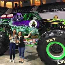 The Tire Is As Tall As We Are! Monster... - WATE Amanda Ketchledge ... The Tire Is As Tall We Are Monster Wate Amanda Ketchledge Jam Image 13sthlyamp2010monsttruckgallerycivic Grave Digger Freestyle With Roll Over 2014 Knoxville Truck Jam Promo Code Recent Whosale Truck Show Memphis Tn Promotions 2018 Coupons Triple Threat Series Recap Macaroni Kid Giveaway Win Tickets To Advance Auto Parts My Experience At Monster Jam Win Family 4 Pack