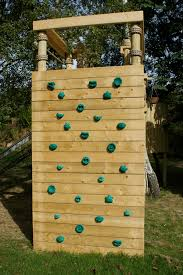 Climbing Walls For Treehouses By Treehouse Life