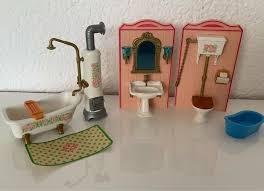 playmobil badezimmer nostalgie sammler