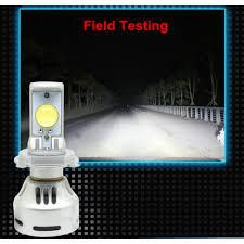 brights led headlight conversion kit all bulb sizes 80w 6400lm