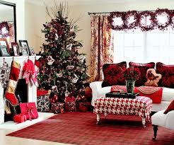 Christmas Living Room Decorating Ideas Custom Decor Decoration Style