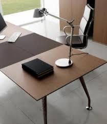 bureau en cuir bureaux de direction bureau de direction regal cuir bicolore
