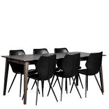 esszimmer sitzgruppe mit 6 stühlen jilatov 7 teilig