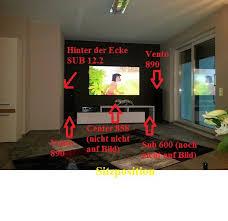 welchen sub für 40qm wohnzimmer kaufberatung surround