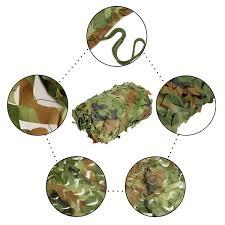 Army Camo Bathroom Decor by Amazon Com Woodland Camo Net Outerdo 6 6ft X 10ft Camouflage