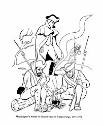 Revolutionary War Colouring Pages Page 2