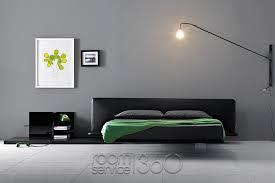 Filo Platform Bed by Pianca