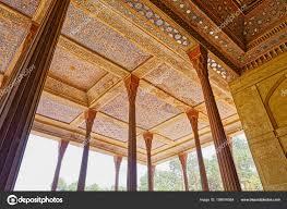 100 Wood Cielings Beautiful Wood Ceilings Chehel Sotoun Ceiling Stock