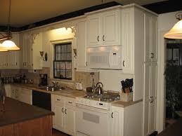 Cabinet Restaining Las Vegas by Kitchen Cabinet Restoration Diy All White Built In Kitchen