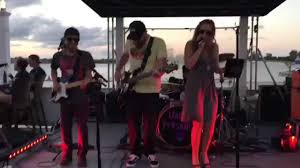 Wharfside Patio Bar Point Pleasant by Under Pressure Nj Coreographed Dance Moves Youtube