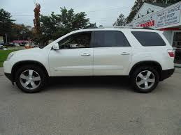 2010 Used GMC Acadia AWD 4dr SLT1 At Dave Delaney's Columbia Serving ...