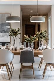 Scandinavian Interiors Are All About Bringing The Outdoors Inside And This Dining Room Is Perfect Example
