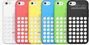 Case For Iphone 5c Silicone Rubber Case Slim Silicone Case Circle