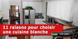 choisir une cuisine choisir une cuisine blanche 11 raisons à considérer