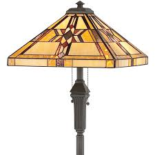 Quoizel Tiffany Lamp Shades by Traditional And Contemporary Floor Lamps From Easy Lighting