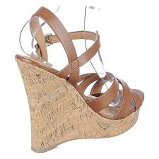 shiekh serum s women u0027s tan casual wedge shoe shiekh shoes