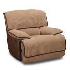 Best Chairs Inc Glider Rocker Replacement Springs by Laguna Glider Recliner Camel Value City Furniture