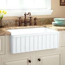 Drop In Farmhouse Sink White by Farmhouse Style Kitchen Sinks Medium Size Of Style Kitchen Sink