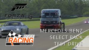 Forza Motorsport 6 Select Car Pack Test Drive - Mercedes-Benz Racing ...