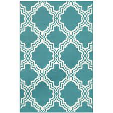 mainstays fancy fret area rug teal walmart com