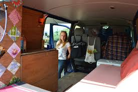 Diy Campervan Conversion Room Ideas Renovation Excellent With Interior Design