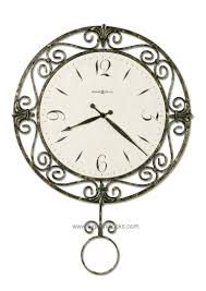 Wayfair Decorative Wall Clocks by Howard Miller Wall Clock 625 329 Camilla