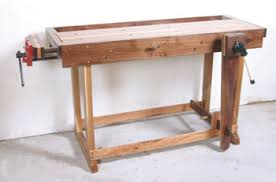 Build A Classic Workbench