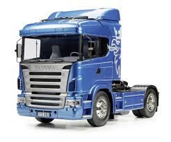 1:14 RC EU Truck Scania R470 Highlin Kit - RC Traktor Trucks 1:14 ...